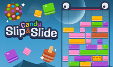 Candy - Slip and Slide